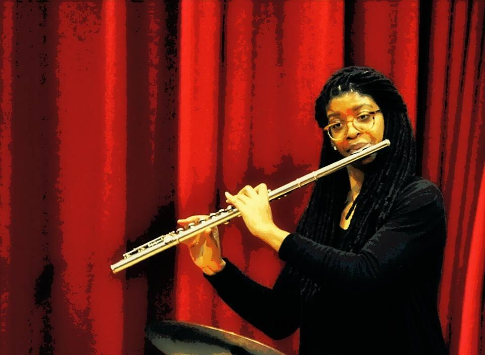 Brittany Allen, Flute