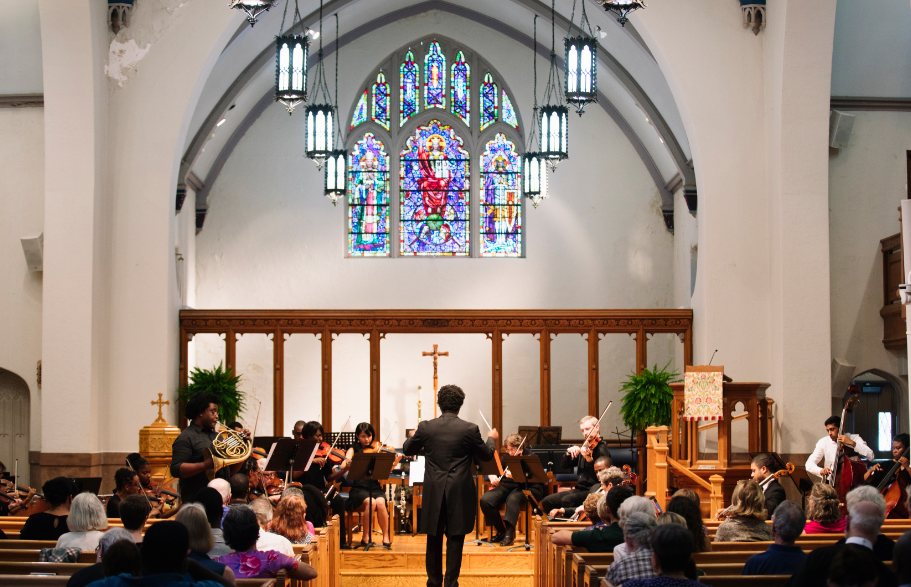 Photo Credit: Sunchase Media / DC Strings Summer Concert June 2017