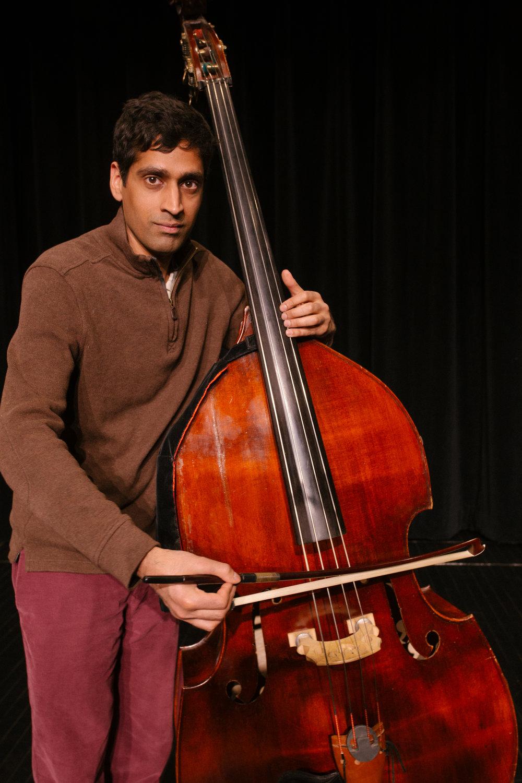Sanjay Arora, bass
