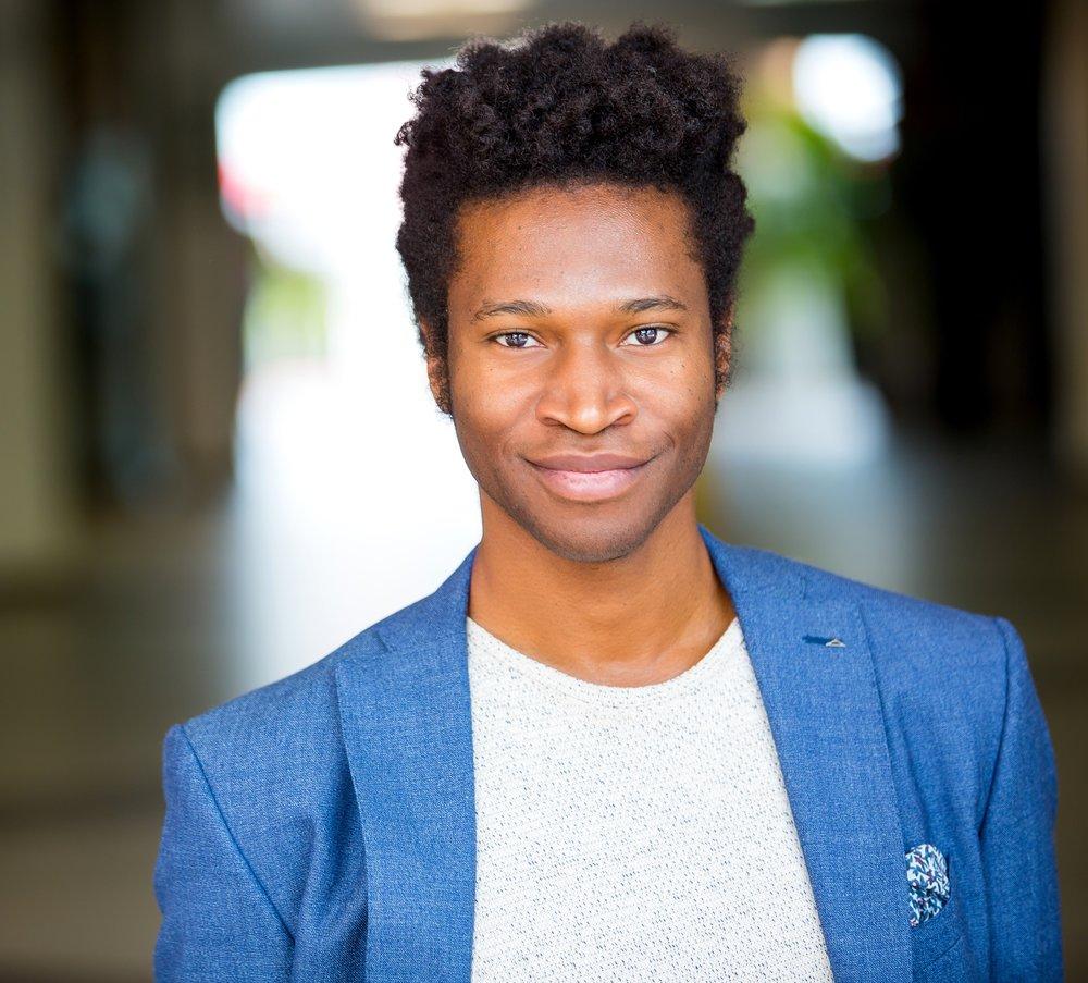 Aaron Reeder, baritone