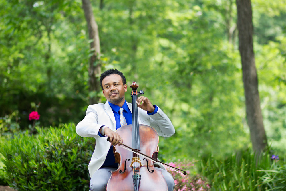 Kevin Philip Jones, cello