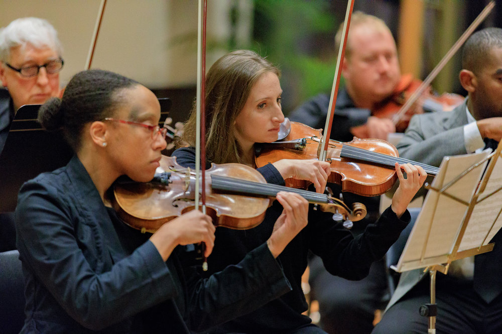 DC Strings Orchestra Performs in SW DC