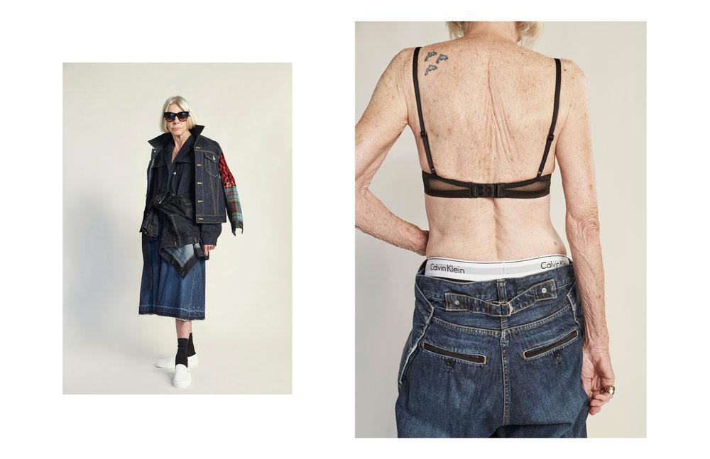 Granny KK / Vogue Italia