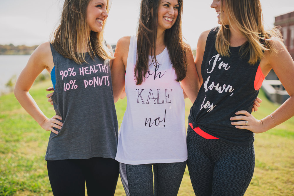 The Kalon Life-Shop Tee Chic