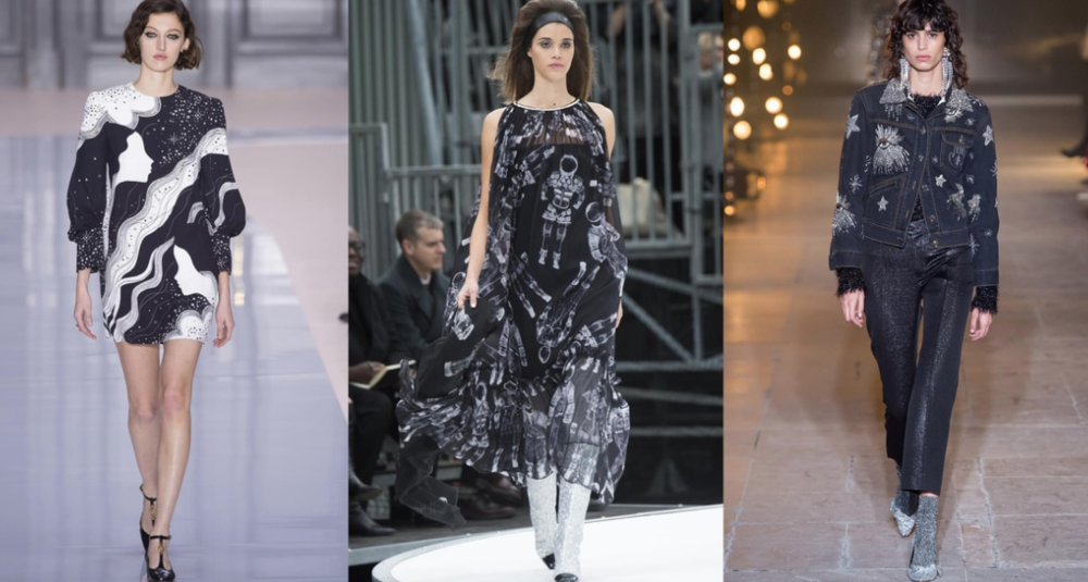 Image via Vogue.com; From Left to Right: Chloe, Chanel and Isabel Marant