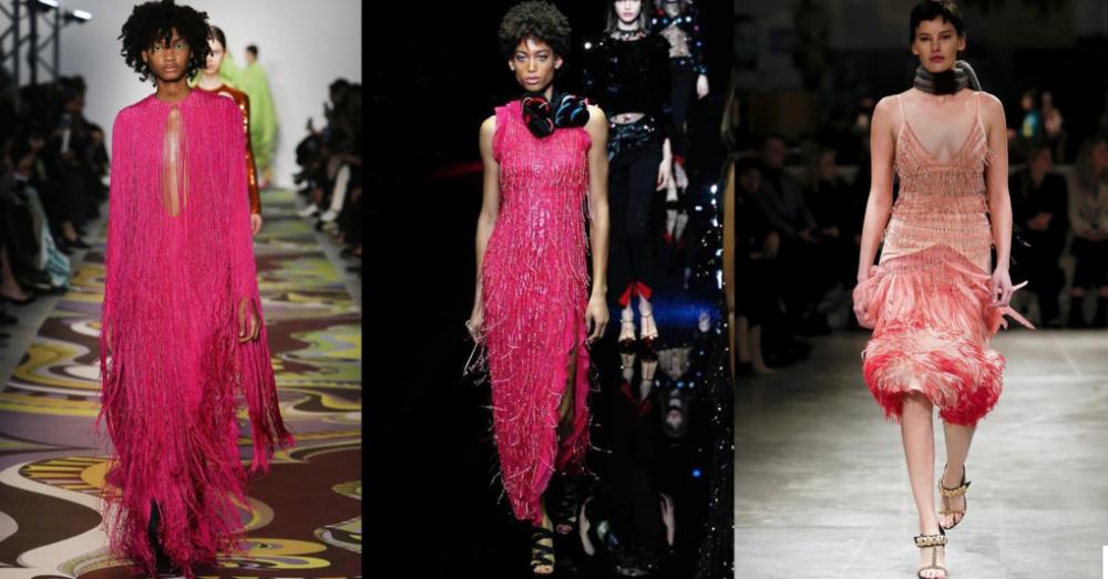 Image via Vogue.com; From Left to Right: Emilio Pucci, Emporio Armani and Prada