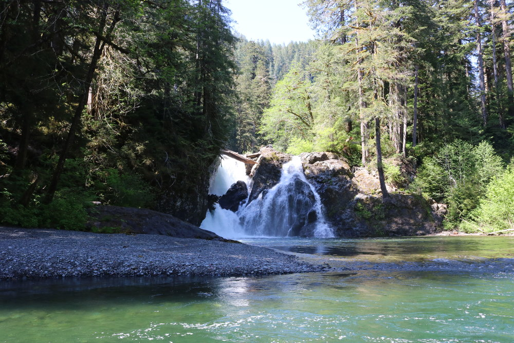 The best swimming holes in Oreogn -