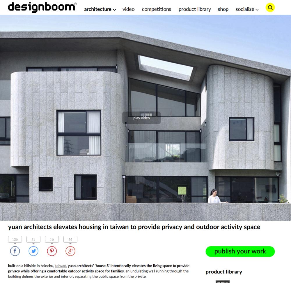 DESIGNBOOM | HOUSE S