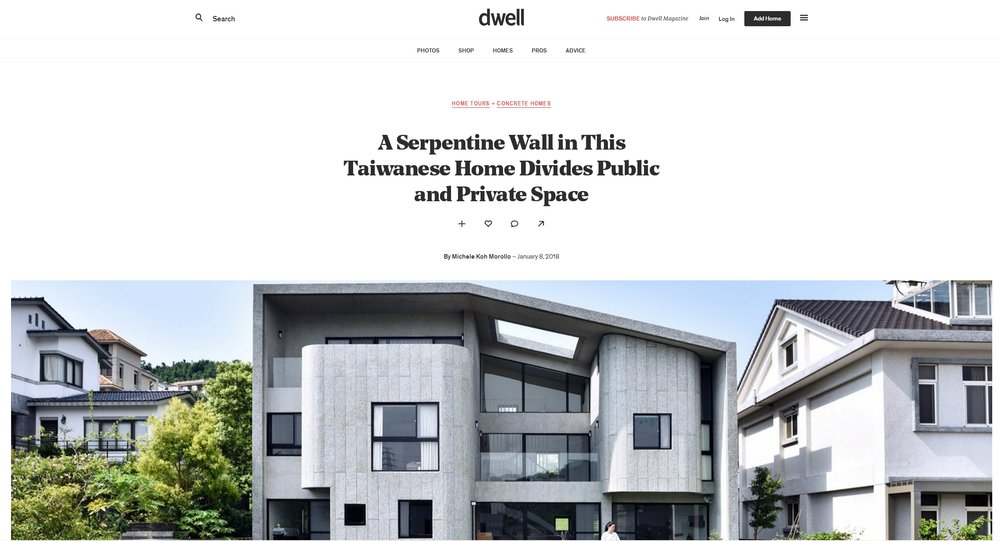 DWELL | HOUSE S