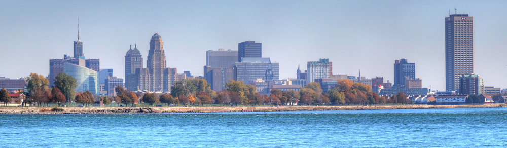 The Buffalo Skyline   Source