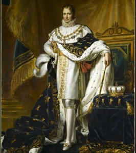 Portrait of Joseph Bonaparte.  Source