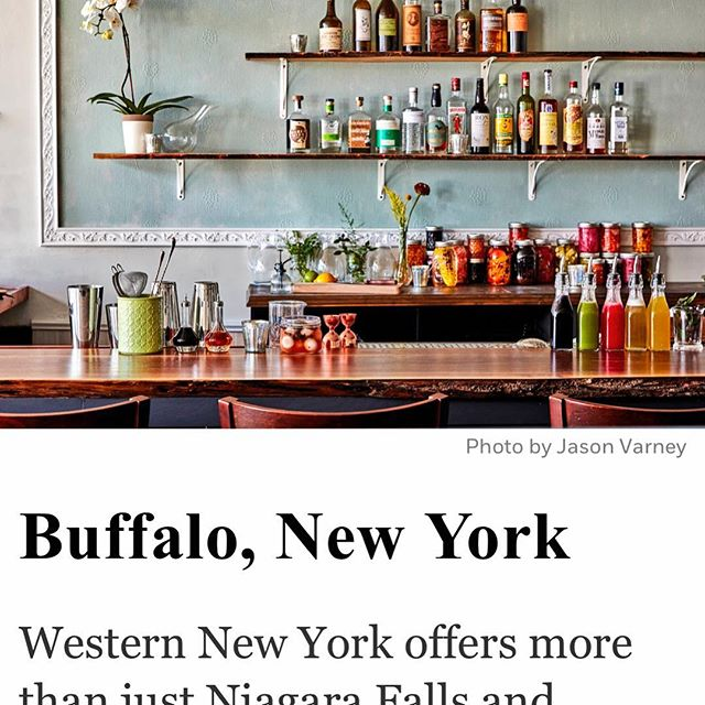 @afarmedia named Buffalo in their list of best weekend getaways! There's more than just wings here! (Although, if you don't try the best wings in the world here then you don't know what you've missed) @visitbuffaloniagara #hastagstepoutbuffalo *********************** #buffalowings #weekendgetaways #buffalo #buffaloniagara #buffalotourism #bestcityinnewyork #NYtourism #NYgetaways #NYvacation #buffaloblogger #buffalobloggerbabes #travelblogger #travelprofessional #BuffaloNY #billsmafia #Wings #Duffs #AnchorBar #anchorbarbuffalo