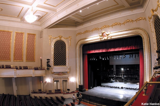 Metropolitan Theatre (photo by Katie Hanlon)