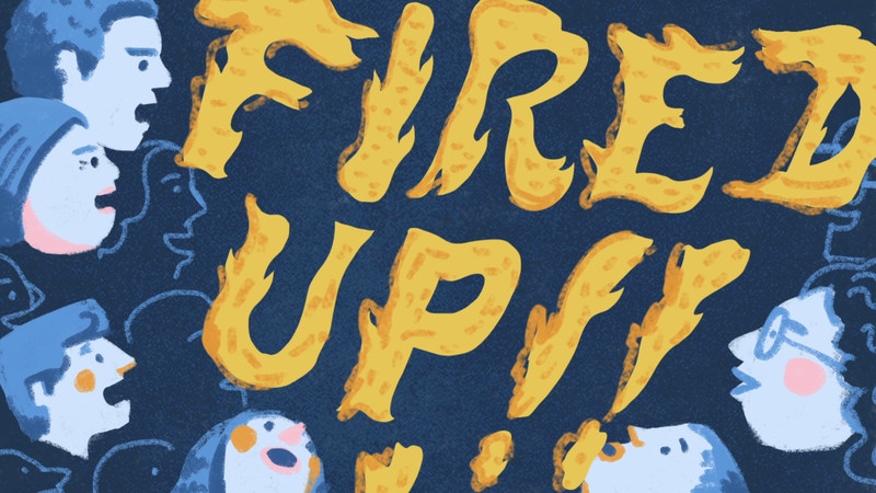 Fired Up   Dan Fipphen Runner up, Best Animation 2017