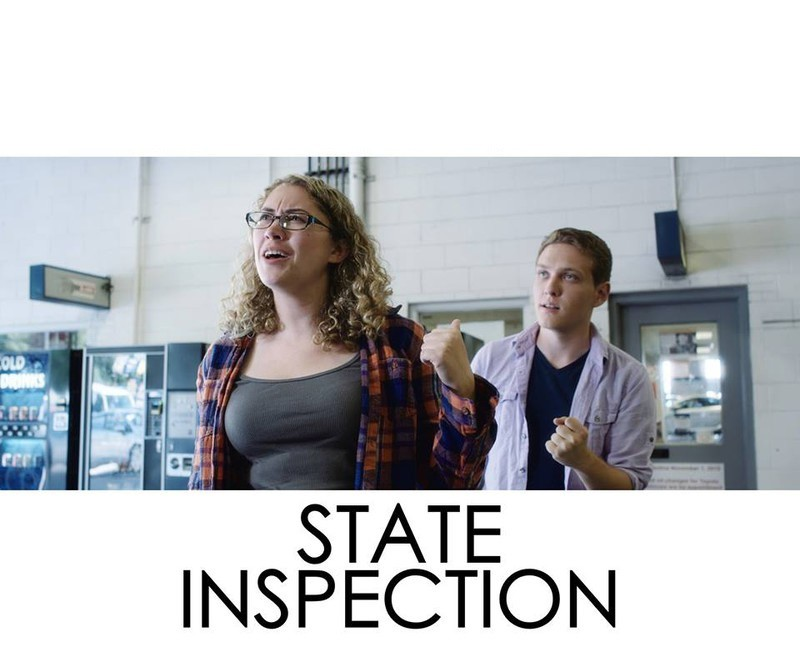 State Inspection   by David Smith Best West Virginia Film 2017