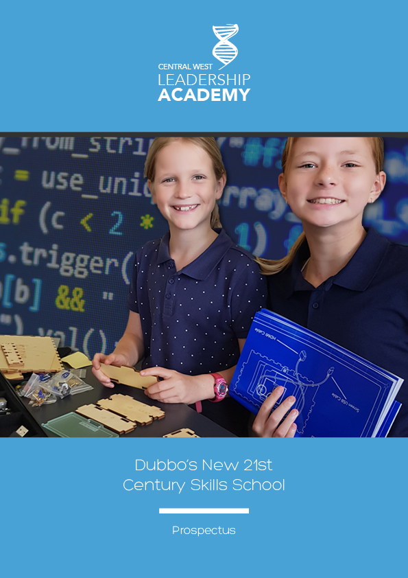 The Academy Prospectus   (575kb PDF)