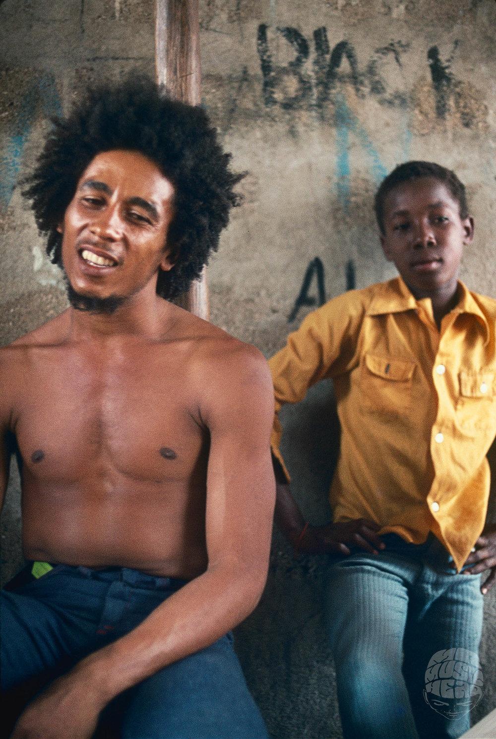 arthur gorson_Bob Marley_boy.jpg