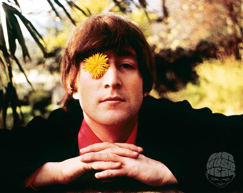 robert whitaker_the beatles_jogn lennon_Flower.jpg
