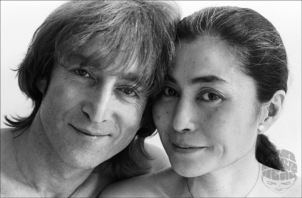 allan tannenbaum_John Lennon Yoko Ono_Faces_Smiling.jpg