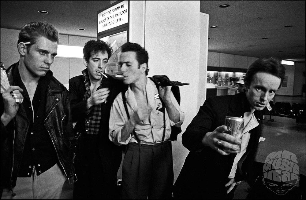 allan tannenbaum_The Clash_JFK.jpg