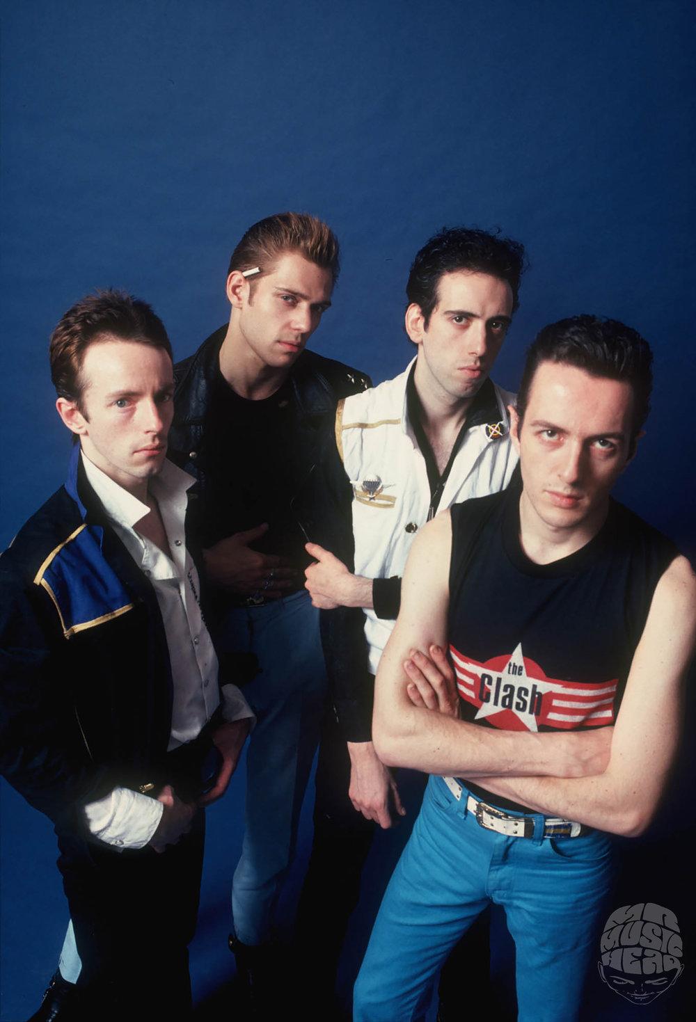 allan tannenbaum_The Clash Studio.jpg