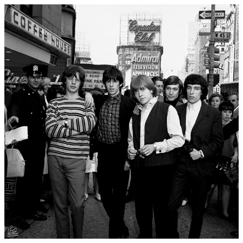 Rolling Stones 21  -Times Square-   6-02-1964  .jpg