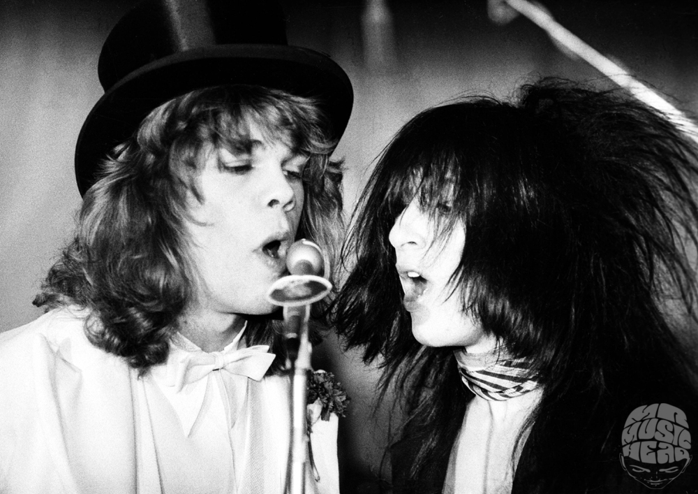 New York Dolls 1973 By Ian Dickson Mr Musichead