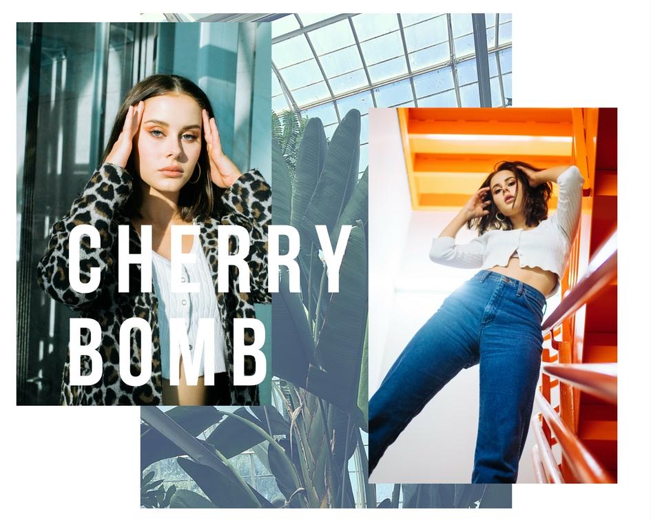 CherryBombCollage