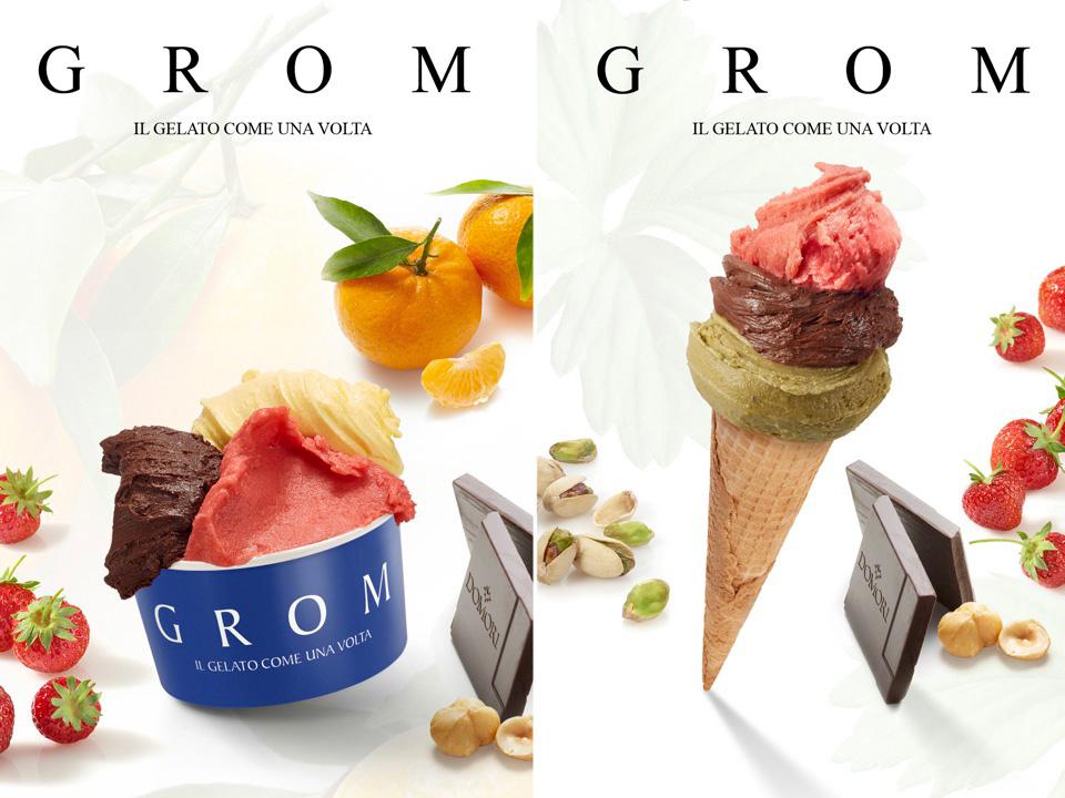 GROM Honey Brand Studio