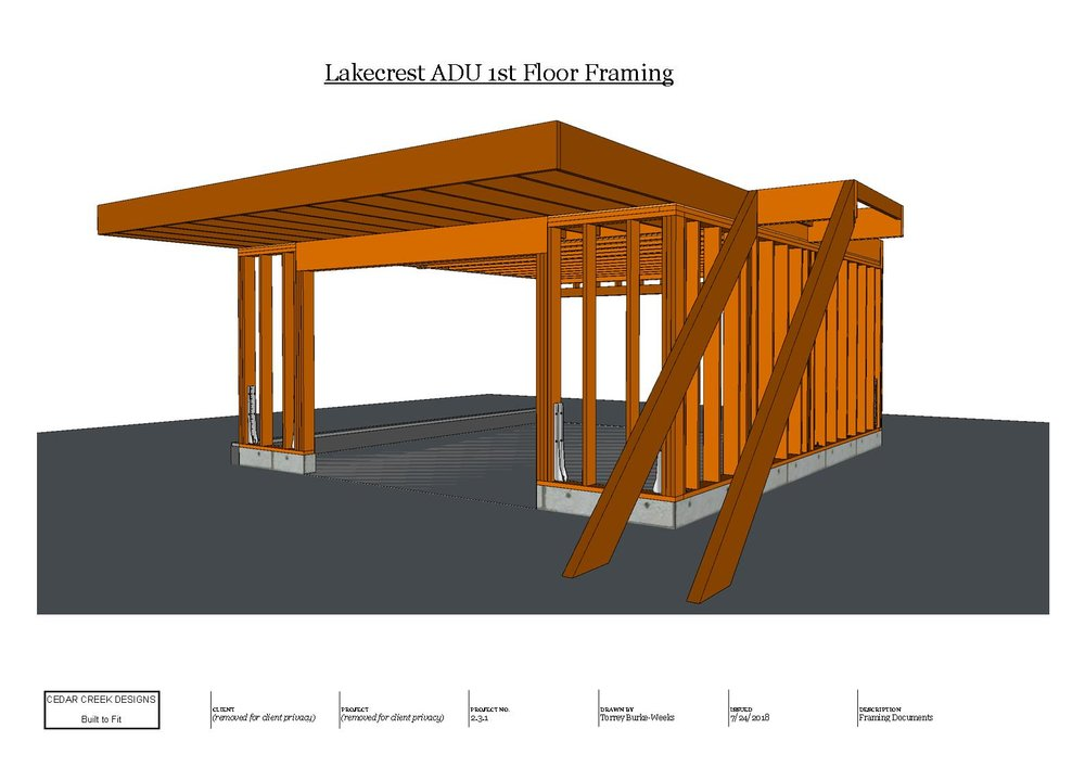 Step 3-Construction Drawings