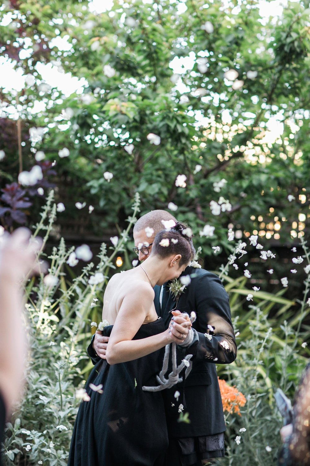 alternative wedding elopement oakland