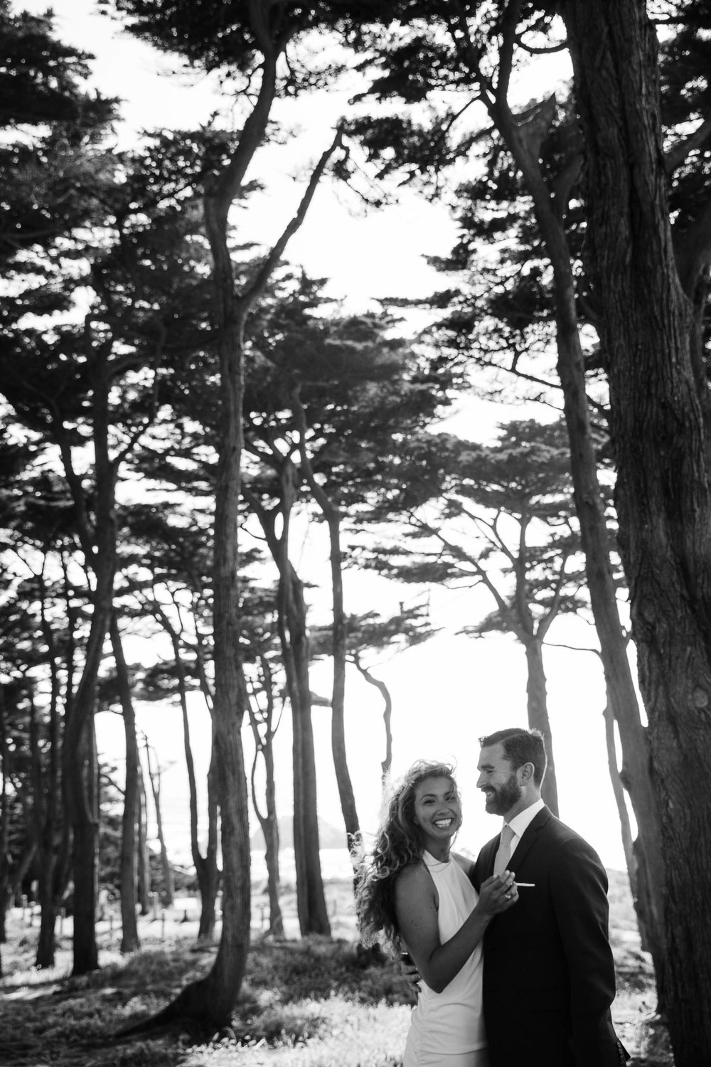 Intimate Wedding Lands End