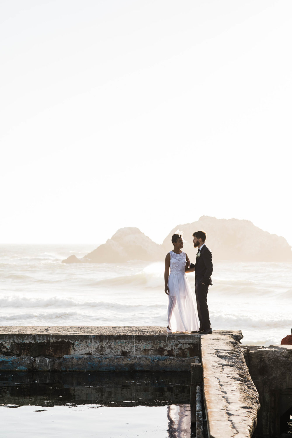 Lands End Elopement