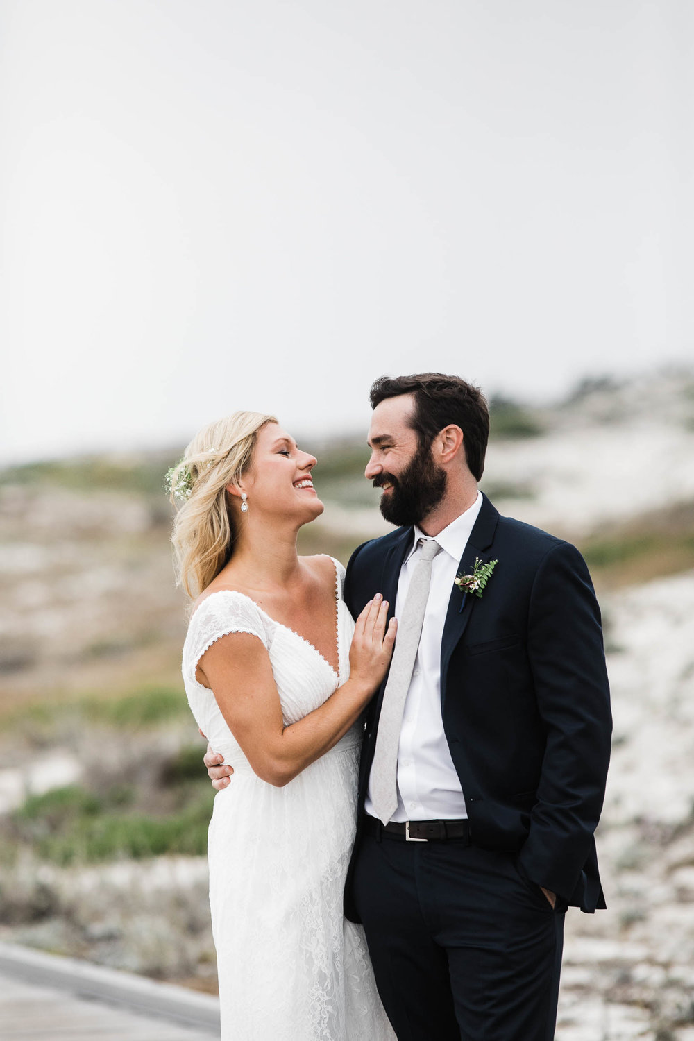 C+K Asilomar Pacific Grove Wedding Buena Lane Photography