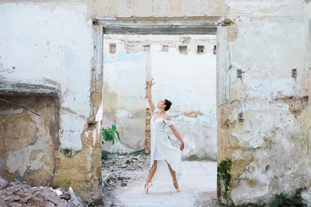 <h3>Havana</h3>Ballerina Bridal