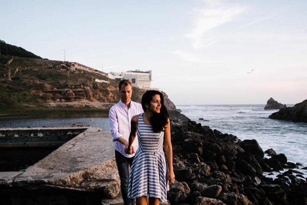 Ivonne + Daniel | Sutro Baths