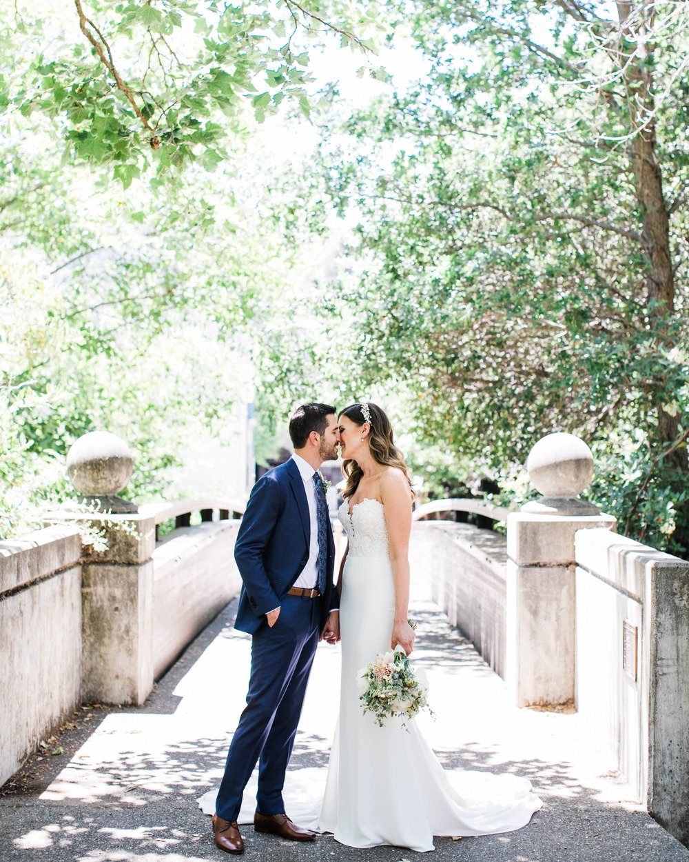 Greg + Lauryn | San Francisco Theological Seminary