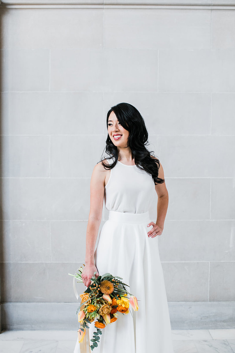 Lisa + Leonard | City Hall, San Francisco