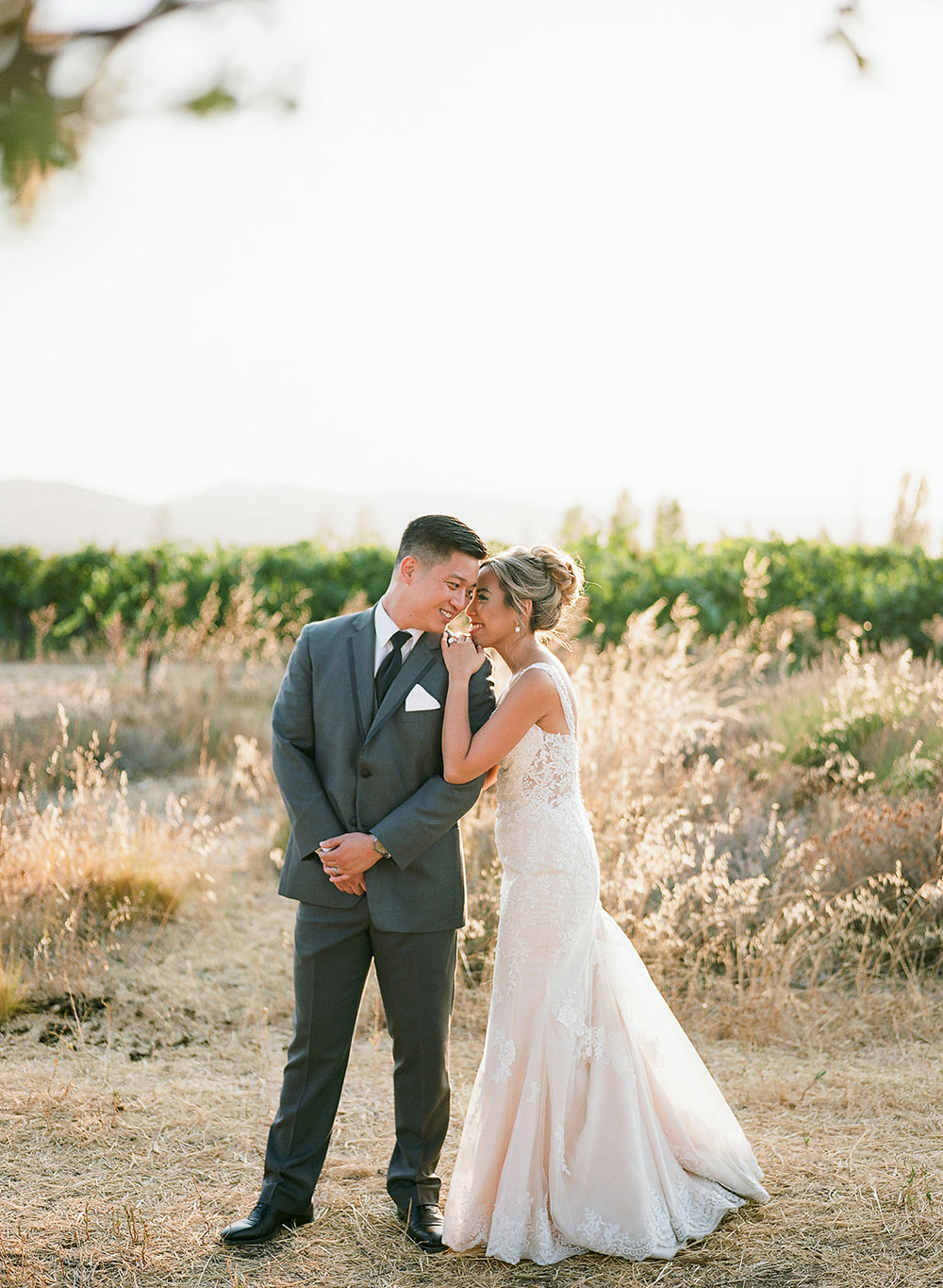 Enza + Jeff | Las Positas Winery