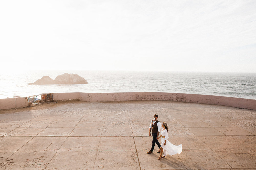 Angie + Matt | Lands End