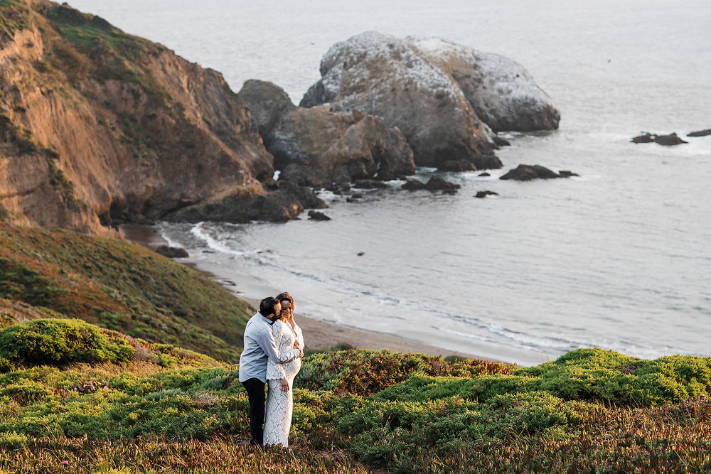 Matt + Terri | Marin Headlands