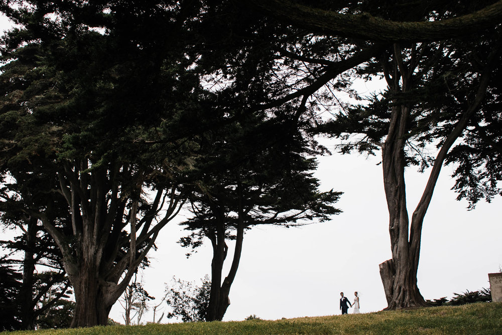 Lucy + Wallace | Sutro Heights
