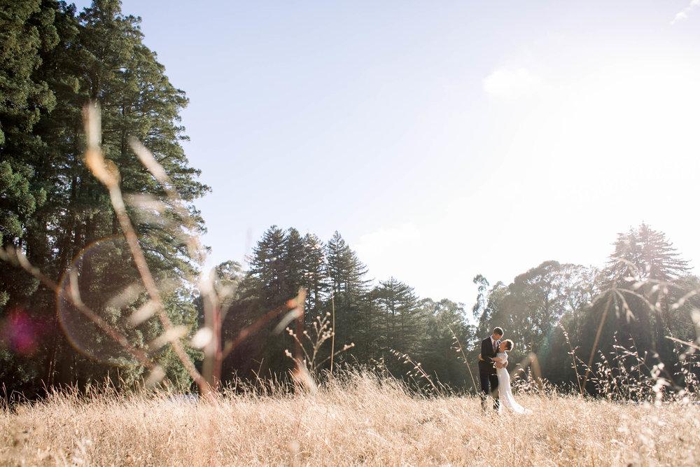 Jenn + Sam | Mt Madonna Park