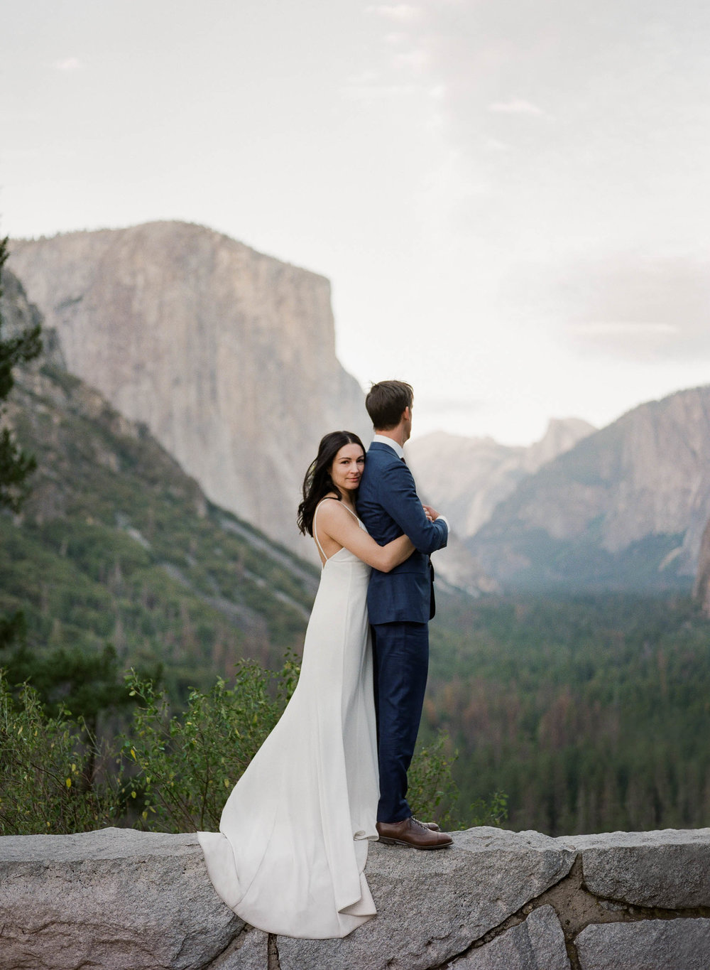 Intimate Ceremony at Cathedral Beach