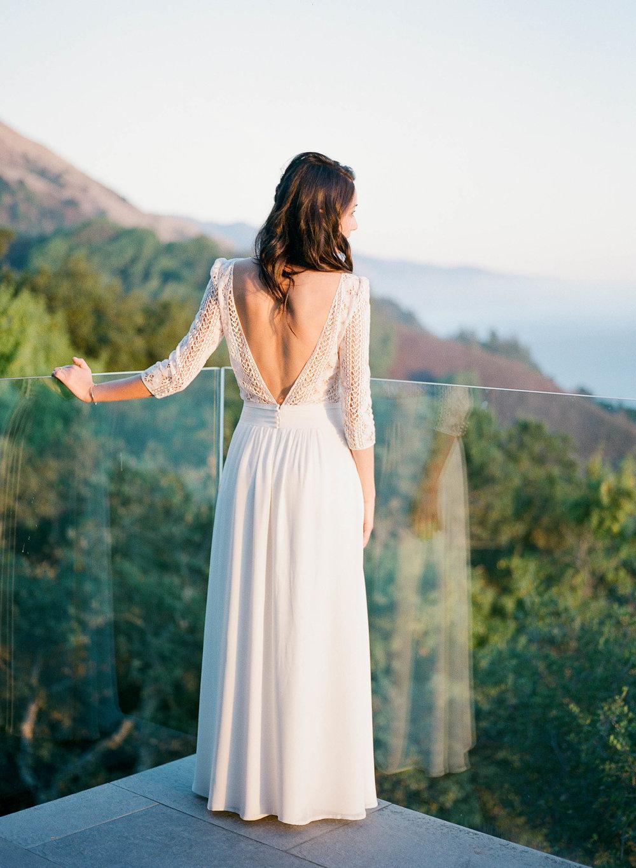 <h3>Big Sur</h3>Chic Wedding at Ventana Inn