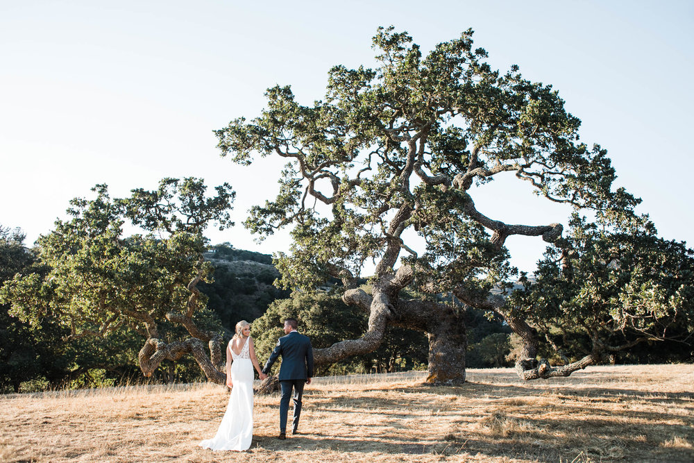 Elegant Wedding at Holman Ranch
