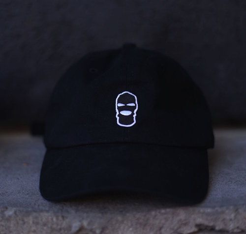 Black Ski Mask Dad Cap Product Shot Square.jpeg 95a66963f7c