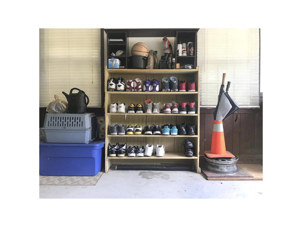 Garage Shoe Collection