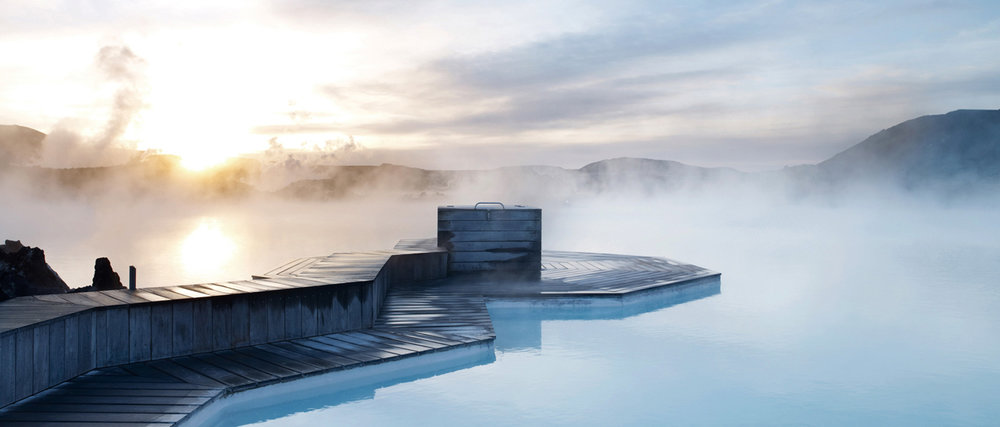 The Blue Lagoon Spa. Image source: Blue Lagoon.