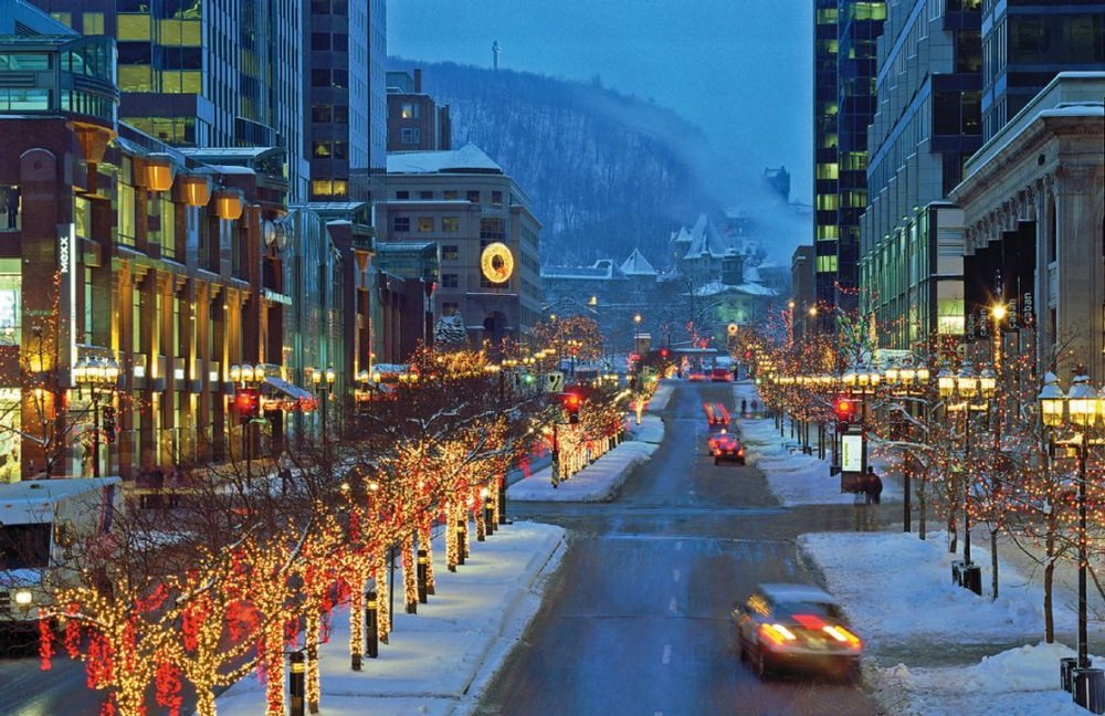 Downtown Montreal. Image source: The Star
